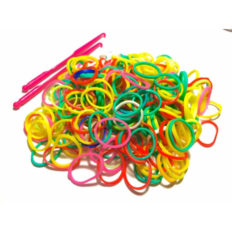 Часики от Loom Bands с резинками в наборе