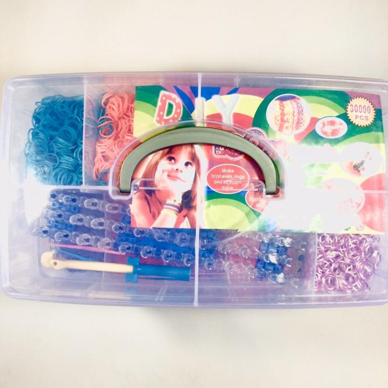 Набор для плетения Maxi (30000 резинок)