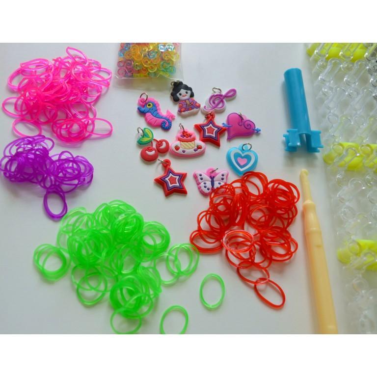 Профессиональный набор для плетения из резинок из 4200 резинок