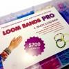 Профессиональный набор Loom Bands PRO для плетения из резинок (кейс на 5700 резинок)