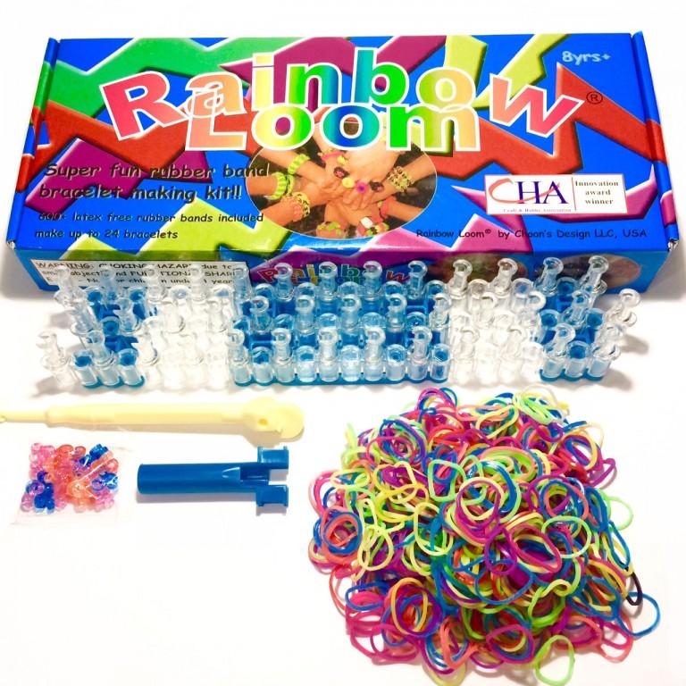 Начальный набор для плетения Rainbow Loom