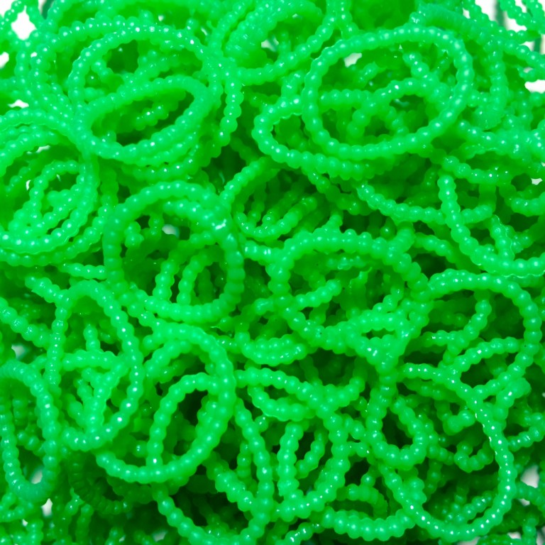 Рифленые резинки для плетения браслетов