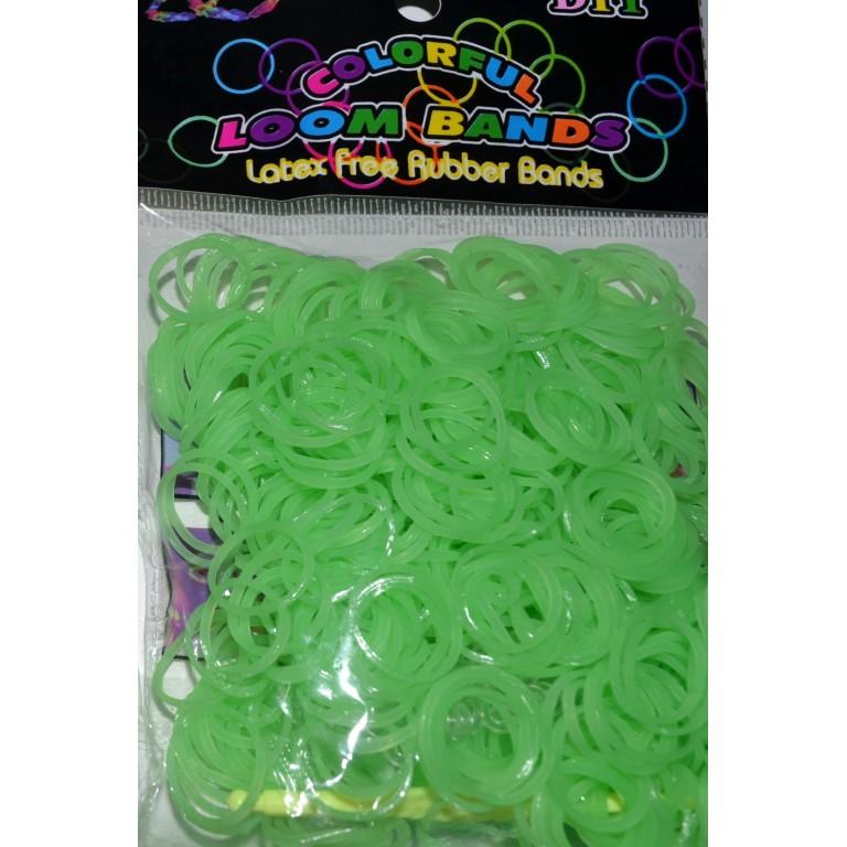 Светящиеся резинки для плетения браслетов