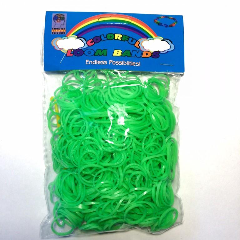 Резинки для плетения браслетов